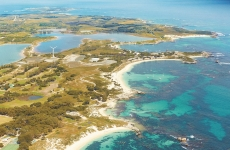 Rottnest from Above
