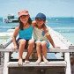 Kids Travel FREE in the School Holidays