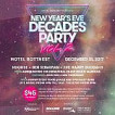 Hotel Rottnest New Year's Eve: Decades Party Vol. 2