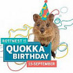 September Quokka Birthday