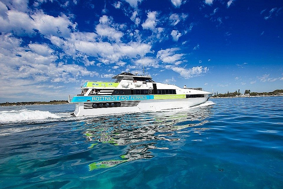 Rottnest Island Hotels and Places to Stay