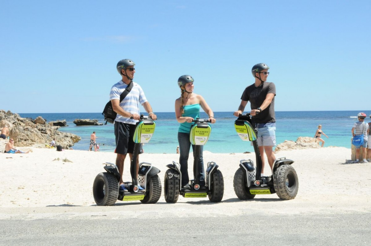 Bike Ferry Segway Packages Guided Segway Tours Perth